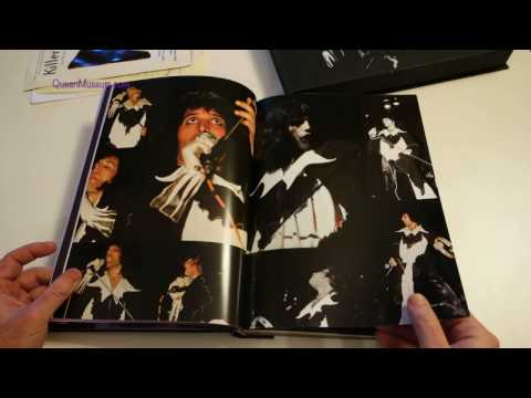 Killer Queen Book The Official Signed Limited Edition - The Photographs of Mick Rock
