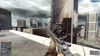 Battlefield 4: Sv-98 montage