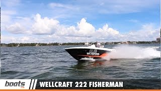 Video Wellcraft 222 Fisherman: First Look Video download MP3, 3GP, MP4, WEBM, AVI, FLV Juni 2018