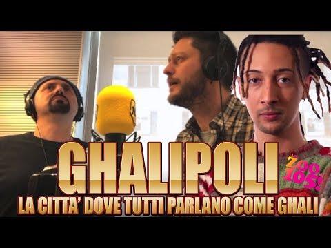 GHALIPOLI: La città dove tutti parlano come GHALI!