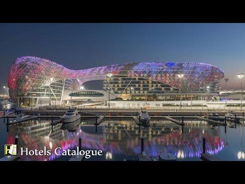 Yas Hotel Abu Dhabi - Abu Dhabi Unique Hotels
