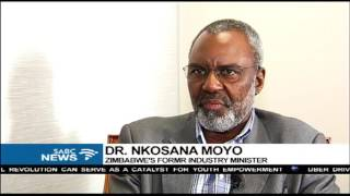 Zimbabwe's Dr Nkosana Moyo confirms he will run for presidency
