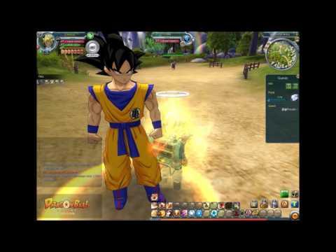 Dragonball Online Global - Time Machine Quest (TMQ) 2