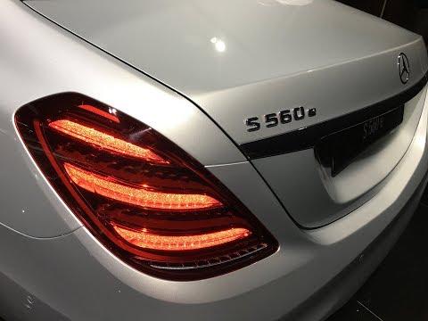 Мерседес S класса с расходом 2 л. бензина на 100 км