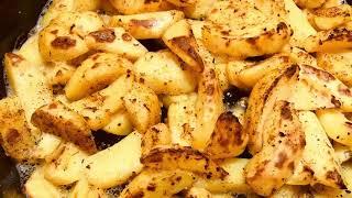 Самая вкусная картошка
