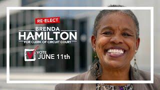 Brenda Hamilton For Clerk | 30 Sec Broadcast Spot