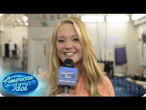 Meet The Finalists: Janelle Arthur - AMERICAN IDOL SEASON 12