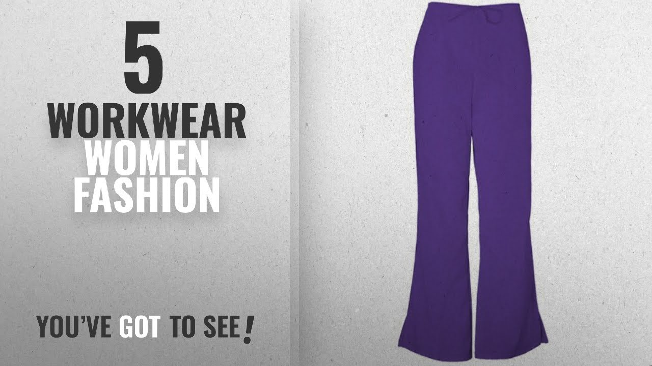4e945e8b995 Workwear Women Fashion [2018 Best Sellers]: Cherokee Workwear Scrubs ...