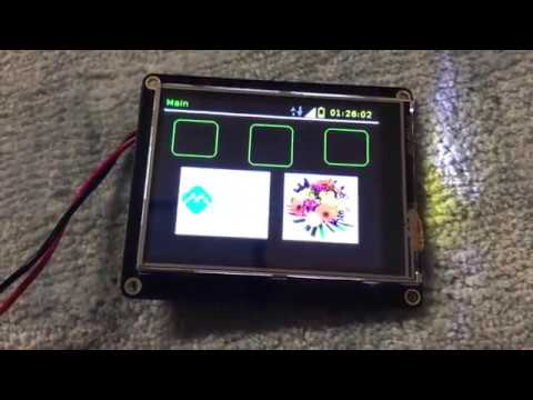 Mongoose OS: Huzzah32 Featherwing App