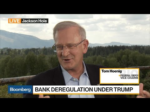 FDIC's Hoenig Happy Yellen Speaks on Financial Stability
