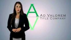 Corporate Video - Real Estate - Ad Valorem Title Company - OMG National - Florida