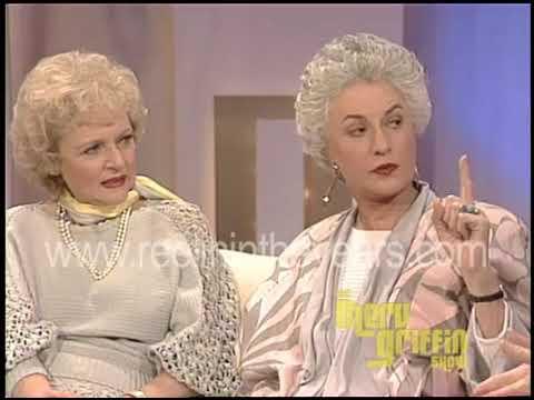 Download Golden Girls on Merv Griffin Show (11/5/85)