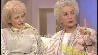 Golden Girls on Merv Griffin Show (11-5-85)