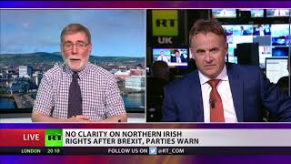 No clarity on Northern Irish rights after Brexit, parties warn