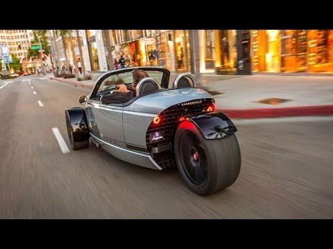 दुनिया के12 सबसे अजीब और मजेदार Vehicles || 12 Most Advanced & Futuristic Vehicles [Part 2]