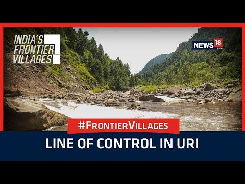 India's Frontier Villages: Line of Control Timelapse