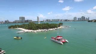 South Beach Party Boats - Islands and Sand Bars on a Party Boat