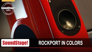 Rockport Speakers Now Come in Colors - SoundStage! Talks (May 2020)