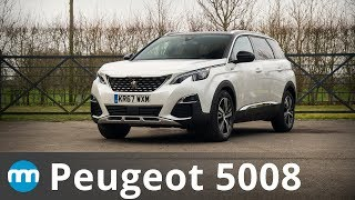 2018 Peugeot 5008 SUV Review - New Motoring