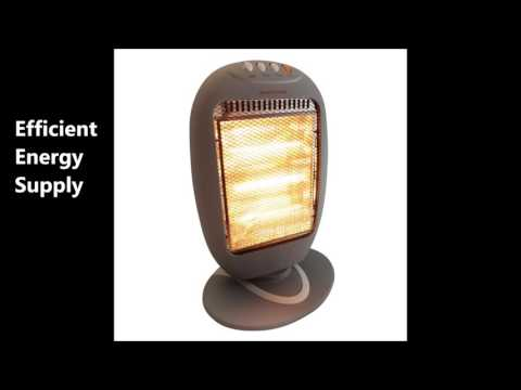 1200W Best Selling Halogen Heater