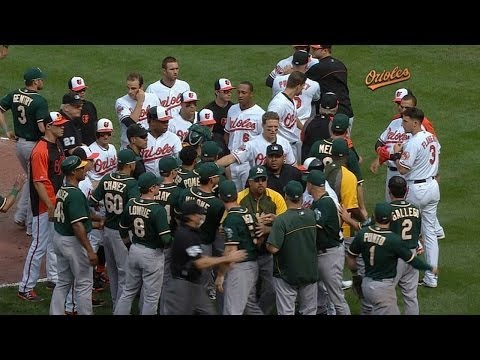 tossed-bat-starts-altercation-in-baltimore