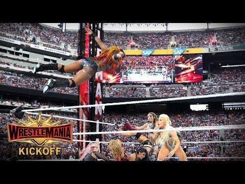 Ember Moon goes on a ferocious tear in WrestleMania Women's Battle Royal: WrestleMania 35 Kickoff