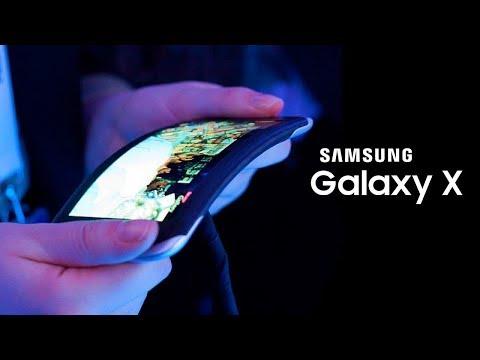 Samsung Galaxy X Confirmed Design in 2018 | Coming Galaxy S9 |