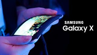 Samsung Galaxy X Confirmed Design in 2018 | Coming Galaxy S9 |