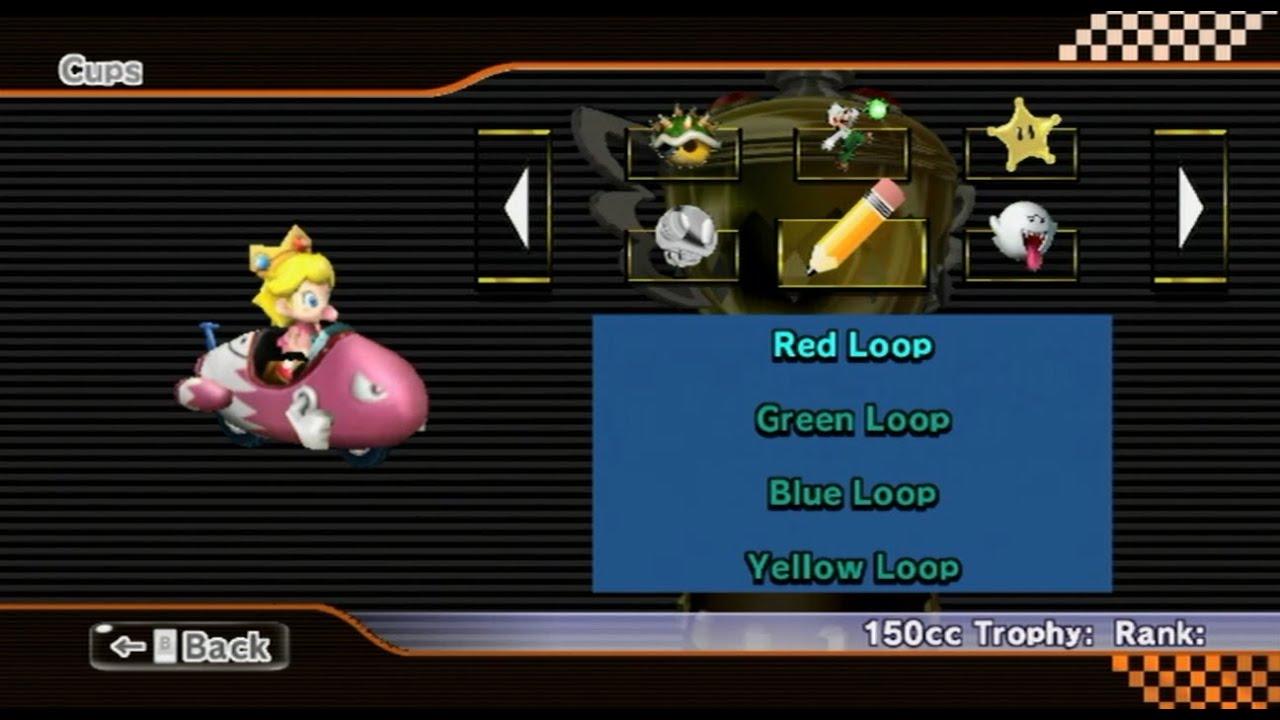 Mario Kart Wii Custom Tracks Pencil Cup Yep Xd
