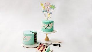 Kapow Cake