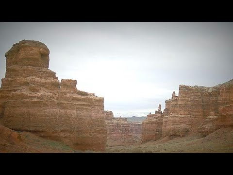 آلماتي: وادي القلاع منحوتات طبيعية خلابة في أخدود شارين  - نشر قبل 2 ساعة
