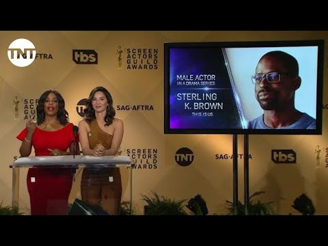 SAG Nominations Ceremony | 24th Annual SAG Awards | TNT