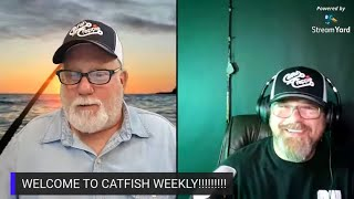 Catfish Weekly 329 With Guest Jeff Manning