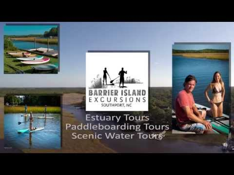 Barrier Island Excursions Stand Up Paddleboard & Estuary Tour