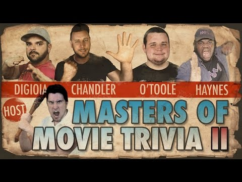Masters of Movie Trivia II (Matthew V Haynes, SilverScreen Analysis, Ryan O'Toole, & Sean Chandler)
