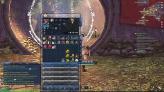Blade and Soul - Unable to unseal weapons