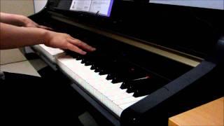 มันคงเป็นความรัก -- แสตมป์ (piano cover by Gun, v. 2)