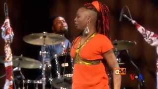 Ivory Coast Singer Dobet Gnahoré
