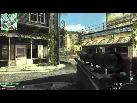 Oo RoBi oO - MW3 Game Clip