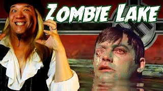 Zombie Lake - Count Jackula Horror Review