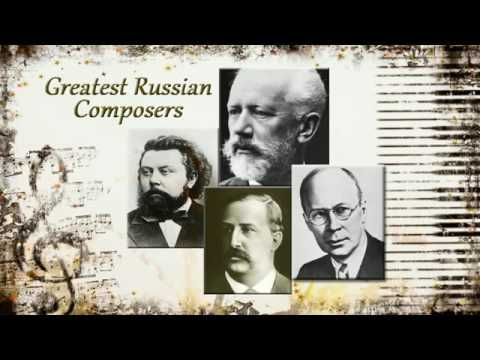 The Greatest RUSSIAN Classical Music Composers   Tchaykovsky, Borodine, Prokofiev, Rimsky1