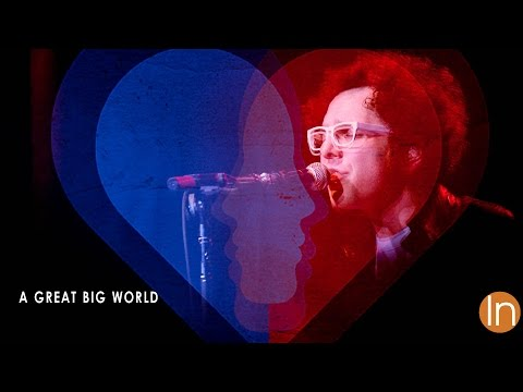 A Great Big World - Interview Live In The Vineyard