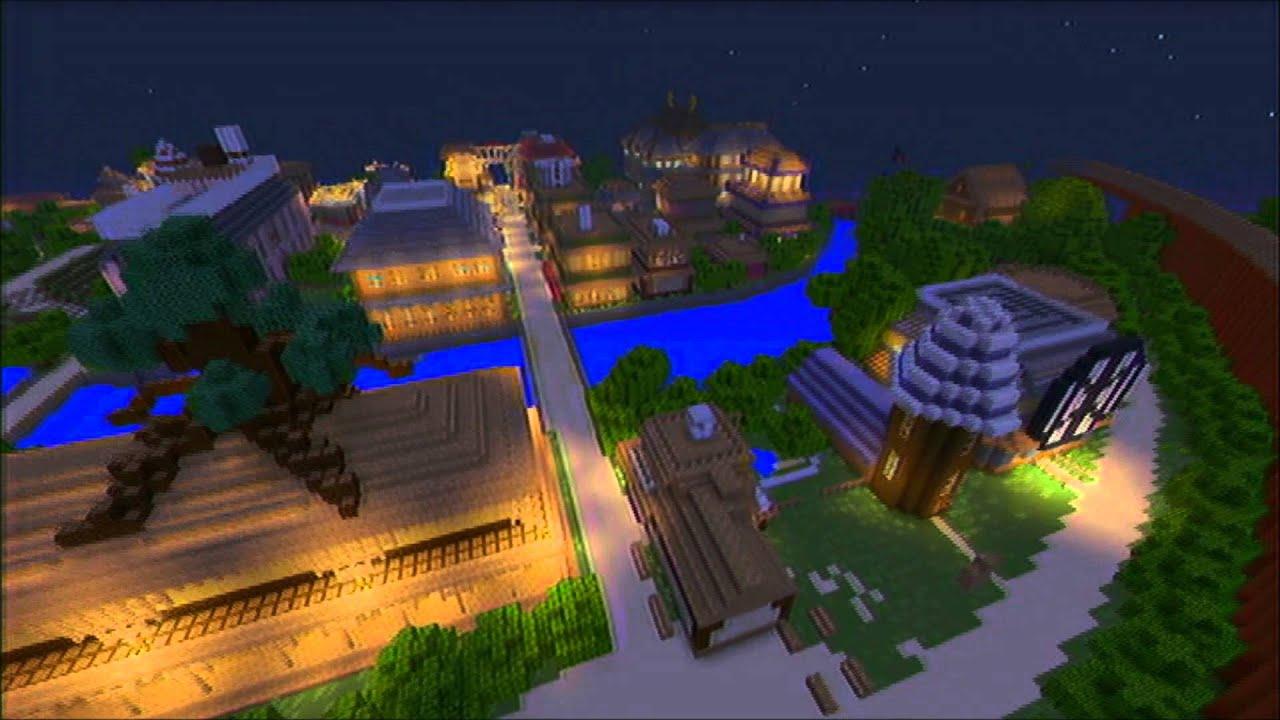 Maxresdefault Ps Minecraft Adventure Maps Commute Map Santa Monica - Minecraft maps fur ps3 downloaden