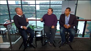 Ray Ratto Joins the RES at O.Co Coliseum - 11/20/14