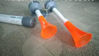 Klakson Lokomotif PVC CC 206 part 2