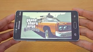 Samsung Galaxy Grand Prime Plus Gaming Review GTA San Andreas! (4K)
