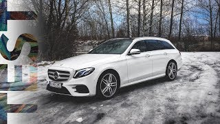 2017 Mercedes-Benz E 220d Estate | TEST