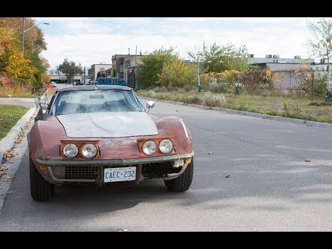 1970 Corvette L46 Drive and Review | R+C Weekly