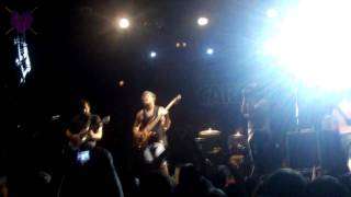 Funeral For A Friend-Man alive (Directo Live-Madrid-2011) (www.todopunk.com)