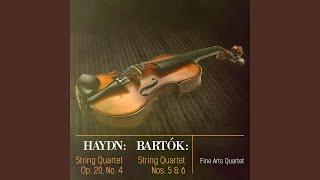 String Quartet No. 6, Sz. 114: II. Mesto - Marcia